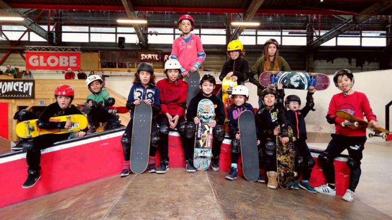 Ecole skate et BMX Skatepark de Grenoble