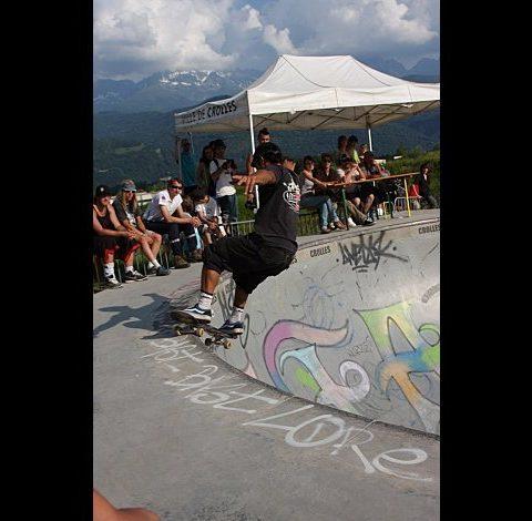 Contest Bowl Crolles 2010 Skatepark de Grenoble