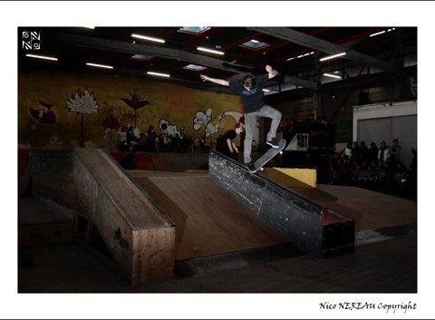 Game Of Skaters 2011 Skatepark de Grenoble