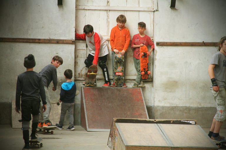 Cours skate skatepark de Grenoble prestation