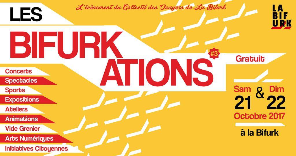 Affiche les bifurkations Grenoble