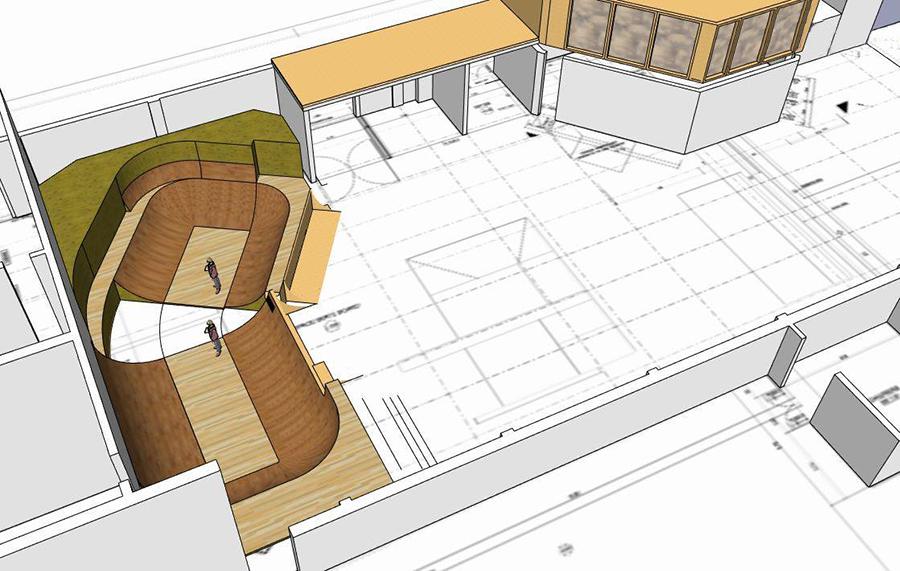 Accompagnement projet Skatepark de Grenoble