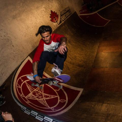Skatepark de Grenoble Supra Skate Rock 2017 Jean Pantaleo