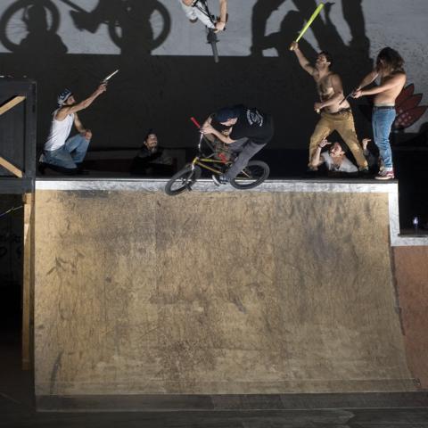 BMX Skatepark de Grenoble