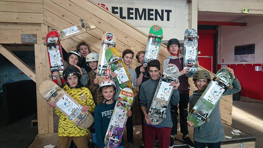 Cours et stages skate Skatepark de Grenoble