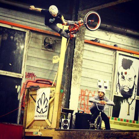 BMX Skatepark de Grenoble Nils Cianci