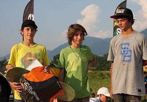 Podium contest Bowl Crolles 2010 Skatepark de Grenoble