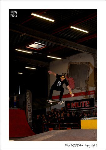 Game Of Skaters 2011 Skatepark de Grenoble