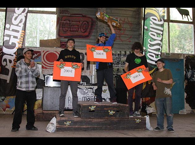 B&B contest 2010 Skatepark de Grenoble