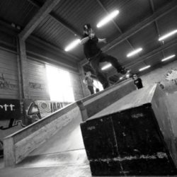 B&B contest 2010 Skatepark de Grenoble