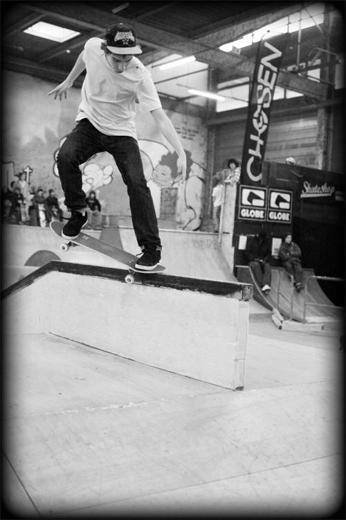 Gang of skaters 2010 Skatepark de Grenoble