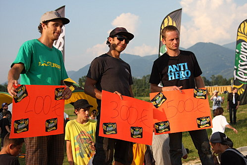 Photo The Big Lebowlski skate contest Skatepark de Grenoble