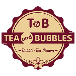 Logo Tea and Bubbles Grenoble